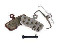 Levyjarrupala AVID Disc brake pad Set for Code, Guide RE (MY11-MY16) Organic pad, Quiet Aluminium plate