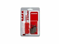 SRAM Disc brake pad Set for Road/Level Ultimate/TLM (Hydraulic Road Disc) Metalli, sintrattu Alumiininen taustalevy 1 set