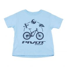 Bike & Gear Tee - Kids
