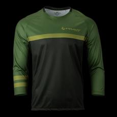 Helipad 3/4 Jersey - Green