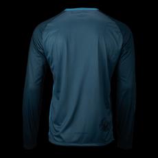Helipad Long Sleeve Jersey - Blue