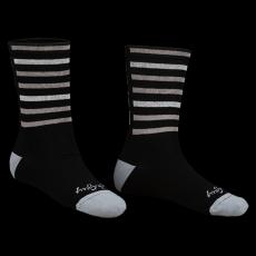 Phoenix Factory Socks - Gray/Black
