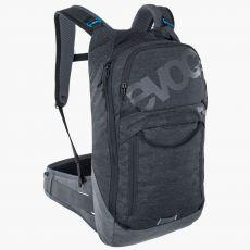 Evoc Trail Pro 10 Black - Carbon Grey
