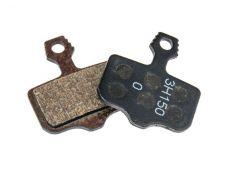 AVID Disc brake pad Set for Elixir/DB/Level TL/Level T/Level For Elixir/DB/Level TL/Level T/Level Organic Quiet Steel Plate