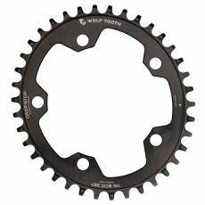 Wolf Tooth 110 BCD Elliptical Cyclocross & Road Chainrings