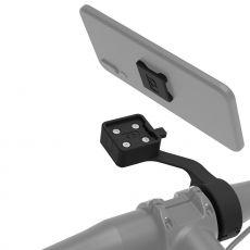 OXC CLIQR puhelinpidike ohjaustankoon forward mount