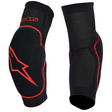 Alpinestars Paragon Plus Knee Protector Red