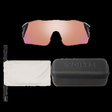 SMITH ATTACK MAG Black Photochromic / ChromaPop Contrast Rose