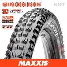 Maxxis Minion DHF EXO+ TR 27.5x2.5 3C  Maxxterra