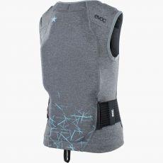 Evoc Protector Vest Kids Carbon Grey