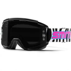 SMITH SQUAD MTB Get Wild 89  Chromapop Sun Black / Clear AF