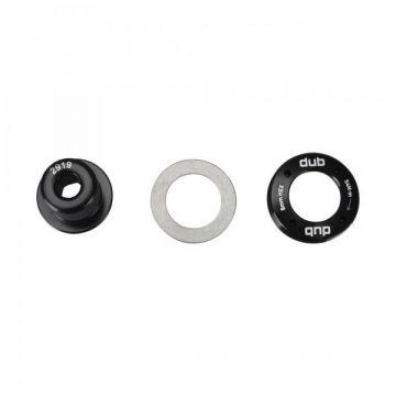 SRAM Crank arm bolt kit, self-extr. DUB black For M18/M30 Black