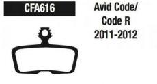 EBC Avid Code / Code R 2011-2012 CFA616