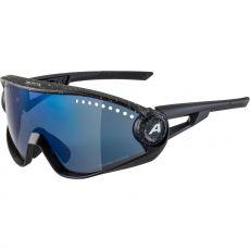 Alpina 5W1NG CM+ Black Blur/Fogstop Blue Mirror