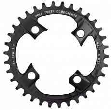 Wolf Tooth 88 mm BCD Chainrings for Shimano M985