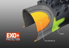 """Maxxis Minion DHR II EXO+ TR 3C MaxxTerra 27.5x2.6"""" 120tpi"""