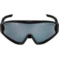 Alpina 5W1NG CM+ All Black/Fogstop Black Mirror