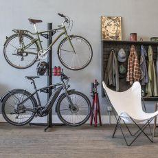 Feedback Sports Velo Cache (2-Bike Storage Rack) Black