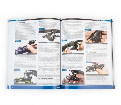 Park Tool BBB-4 Big Blue Book Mekaanikon käsikirja