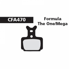 EBC Formula The One CFA 470