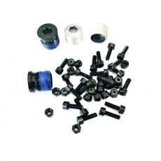 ONEUP COMPOSITE PEDAL PIN AND CAP KIT