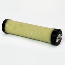 Renthal Lock-On Grip containing Kevlar® brand resinGrips