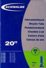 """Sisärengas Schwalbe DV7 40-62mm 20"""""""