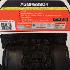 Maxxis Aggressor DD TR 29x2.5WT 120tpi