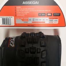 """Maxxis Assegai 29x2.50""""WT EXO+ TR 3C MaxxGrip 120tpi Folding"""
