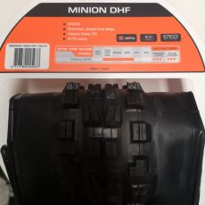 "Maxxis Minion DHF 29x2,5""WT 3C MaxxTerra EXO TR"