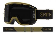 SMITH SQUAD MTB Mystic Green ChromaPop Sun Black / Clear AF