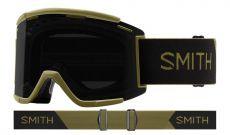 SMITH SQUAD XL MTB Mystic Green ChromaPop Sun Black / Clear AF