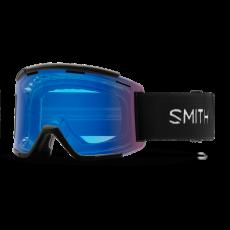 SMITH SQUAD XL MTB Black ChromaPop Contrast Rose / Clear AF