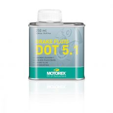 Motorex Brake Fluid DOT 5.1 Tin 250ml