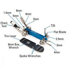 Park Tool Minityökalu IB-3 13 toimintoa