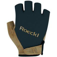 Roeckl Bosco Musta/Ruskea lyhyt ajohanska