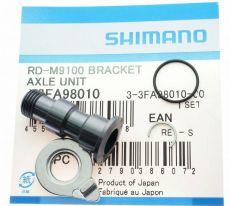 Shimano XTR RD-M9100 Rear Derailleur Bracket Axle Unit