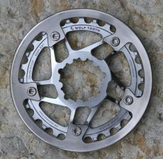 WolfTooth Direct Mount Bashring for Stainless Steel Chainrings