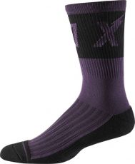 "FOX 8"" TRAIL CUSHION SOCK WURD"