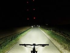Lupine SL X Shimano eBike 1800lm sähköpyörän valo kaukosäätimellä