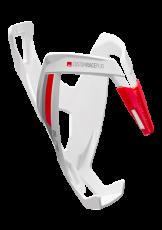 Elite Juomapulloteline Custom Race Plus White Glossy Red Graphic