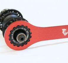 Pack Tools - Ultralight 1 Inch Hex & Bottom Bracket Wrench