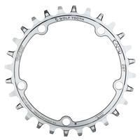 Wolf Tooth CAMO Stainless Steel Round Chainring