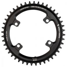 Wolf Tooth 110 BCD Asymmetric 4-Bolt for Shimano GRX Cranks